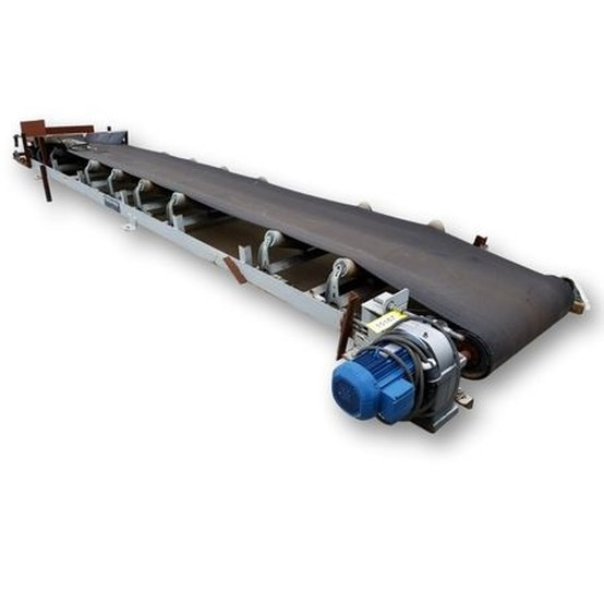 Power pack belt conveyor supplier used power pack 30 in Motorized conveyor belt