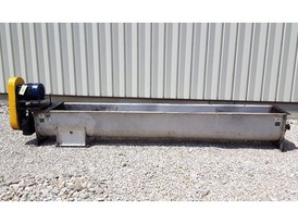 KWS 16 in. x 12 ft Industrial Auger