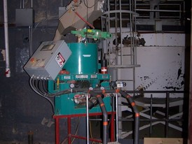 KNELSON CD12MS Centrifugal Concentrator