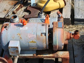 Ingersoll Rand 1 in. x 1 in. Centrifugal Pump