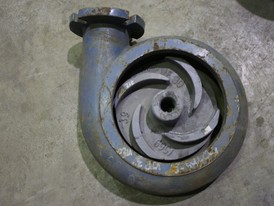 Vertical Tank Pump 101202-1 Steel Liner