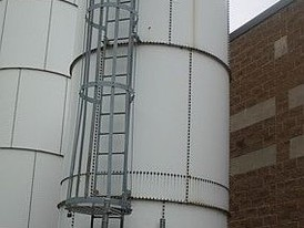 A.O. Smith 1173 cu. Ft. Silo