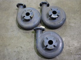 "Metso 2"" Vertical Tank Pump Casing"