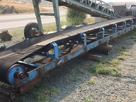 30 in. x 40 ft. Channel Conveyor