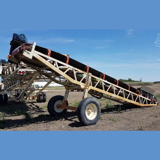 Portable Conveyor, Radial Stacking Conveyor for Sale ... on