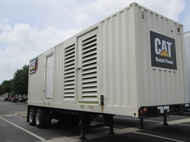 Caterpillar XQ1000 Industrial Power Module
