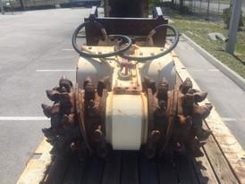 2015 Drum Cutter ER5500-3 Cutter Head