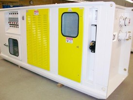 Mine 750 kVA Portable Substation Upgrade