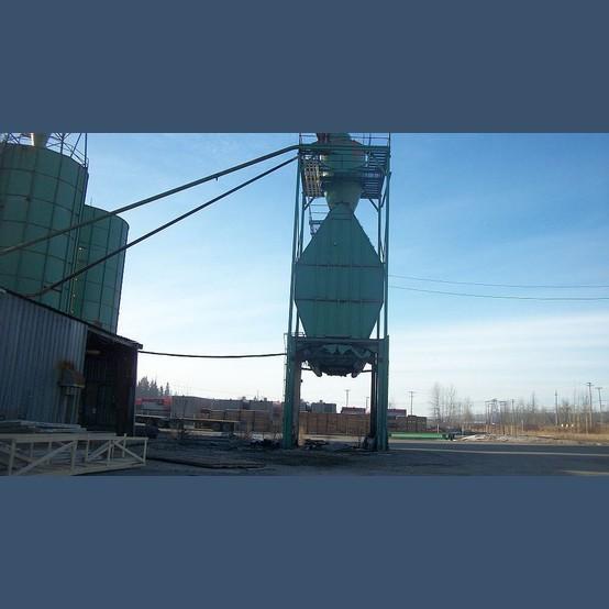 Chip Bin Supplier Worldwide Used 25 Unit Chip Amp Sawdust