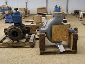 ClydeUnion 10 x 10 x 15 Pumps