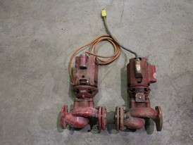Bell & Gossett 2 in. Booster Pump
