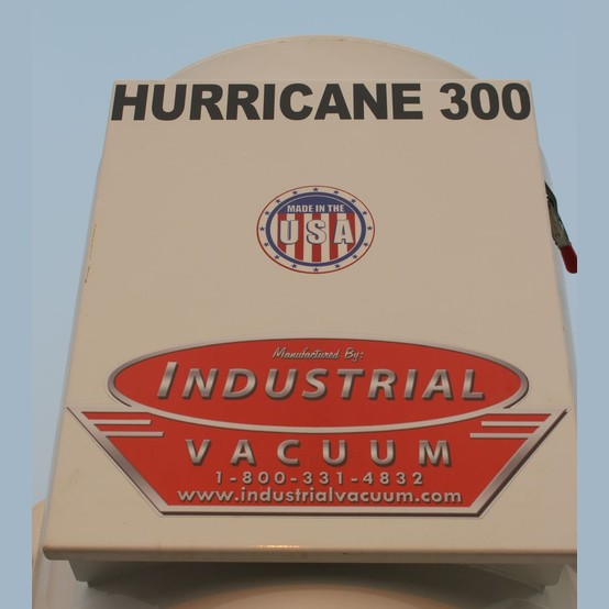 Hurricane 300 Vacuum System For Sale World Wide 850 Cfm