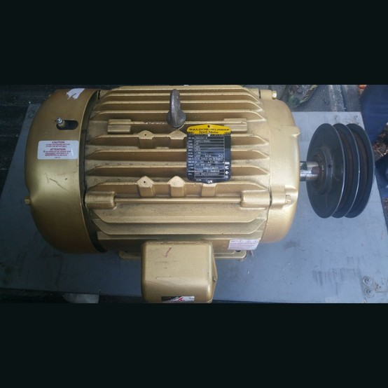 Baldor reliance 20 hp motor supplier worldwide used for 20 hp motor for sale