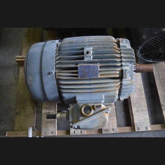 Teco Epact Hpe 15 Hp Motor For Sale Used Teco15 Hp Motor