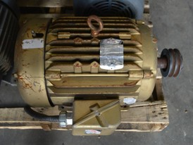 Baldor Super-E 20 hp Motors