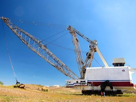 Marion Power Shovel 7820 Dragline