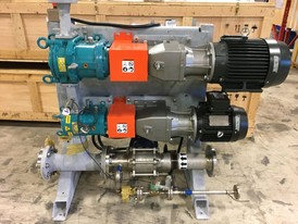 Borger Rotary Lobe Pump Package