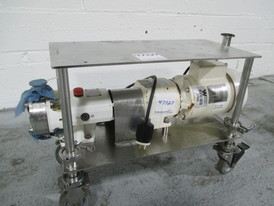 Alfa-Laval 1.5 in. Rotary Lobe Pump