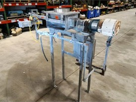 Metalfab 2 in. SS Screw Feeder