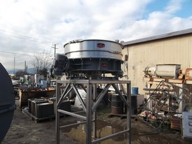 Kason 60 in. Vibratory Screen