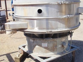 Sweco 60 in. 2 Deck Vibratory Separator