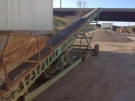 Garlock 62 ft. Conveyor