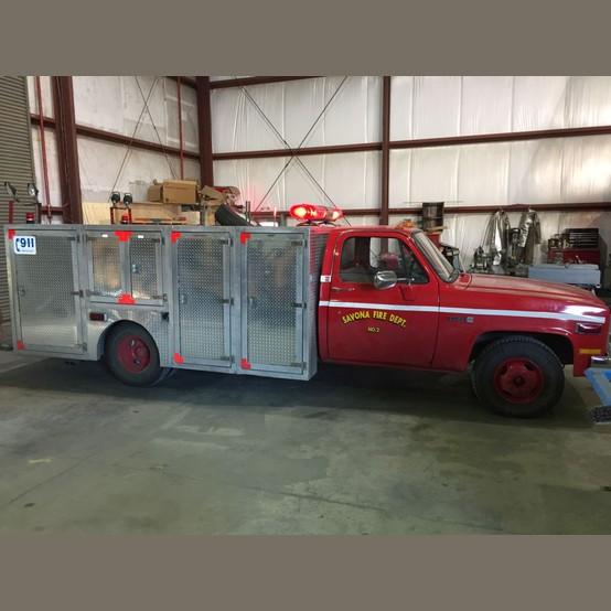 1986 Gmc Sierra For Sale: GMC Sierra First Response Emergency Vehicle For Sale