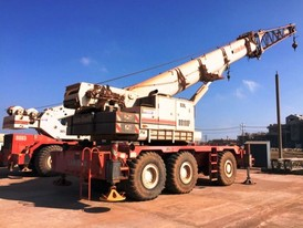 Linkbelt RTC-80100 Series II Rough Terrain Crane