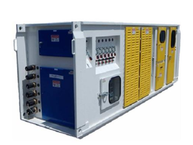 Mine 4160V 750 kVA Portable Substation
