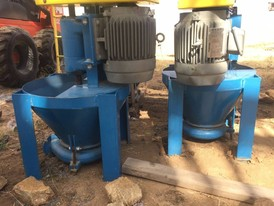 Galigher 1.5 WRC 100 Slurry Pumps