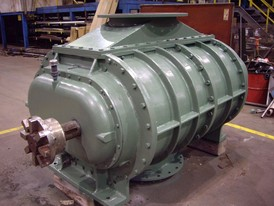 GD Sutorbilt Model 3200 Series Blower