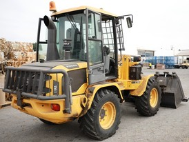 2014 Volvo L35GS Loader