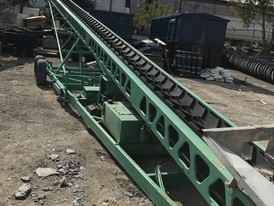 Fully Reconditioned 72 ft. x 18 in. Garlock Conveyor