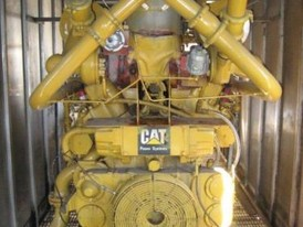 Cat 600 kW Generator Set