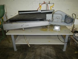 Deister 15-S-SA Concentrating Table