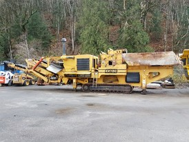 2007 Extec IC13 Impact Crusher
