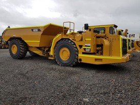 2017 Caterpillar AD30 Mine Truck