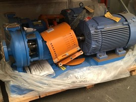 Goulds 1.5 x 3-10 Water Pumps