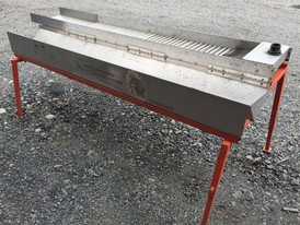 Klondike Series 12 x 48 Longtom Clean-up Unit