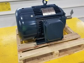 New Marathon Electric Blue Chip 15 hp Motor
