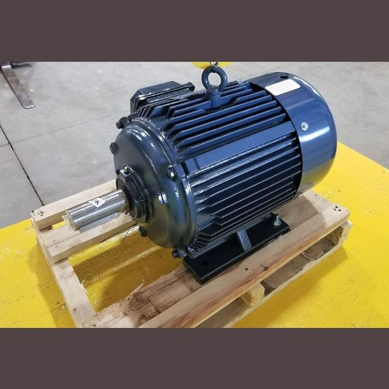 New marathon electric blue chip 15 hp motor for sale used for Electric motors for sale used