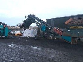 Powerscreen Mark II Wash Plant