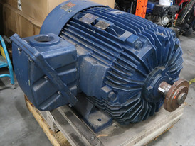 Optim TEXP HE 125 hp Motor