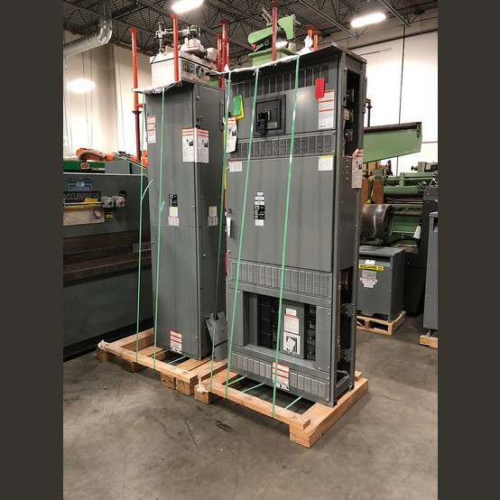 Schneider Electric Multi Distribution Switchboard For Sale