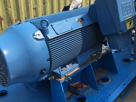 WEG 450 HP Induction Motor