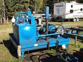 Hydraulic 75 hp Power Pack