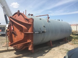 Arizona Boiler Works 10 x 29 Autoclave