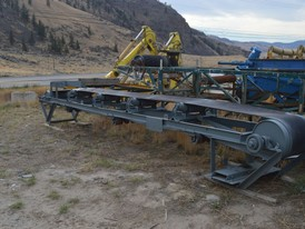 18 in. x 22 ft. Conveyors