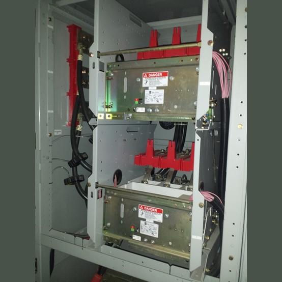 Cutler hammer ampguard medium voltage motor control for for Cutler hammer motor control centers