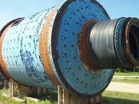 Dominion 12 ft x 14 ft Ball Mill